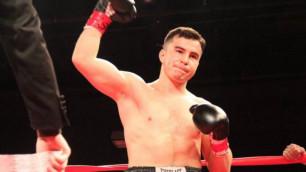 """""""Он знает, что я не смогу обратиться в суд"""". Казахстанский боксер рассказал о проблемах с американским промоутером"""