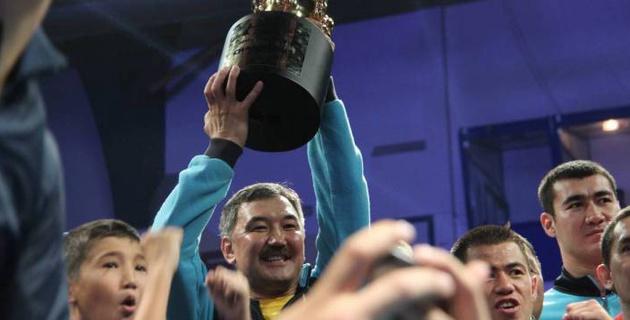 """""""3:2 в нашу сторону должно было быть"""". Тренер """"Астана Арланс"""" прокомментировал разгромное поражение от """"патриотов"""" в WSB"""