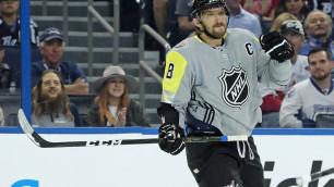 Овечкин забросил свою 600-ю шайбу в НХЛ