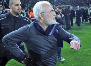 Вслед за чемпионатом Греции по футболу отменены игры Кубка