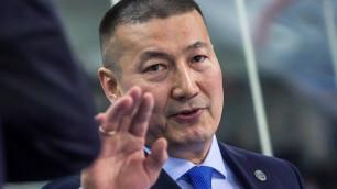 Мамбеталиев раскритиковал Доуса и оценил его полезность для сборной Казахстана на ЧМ