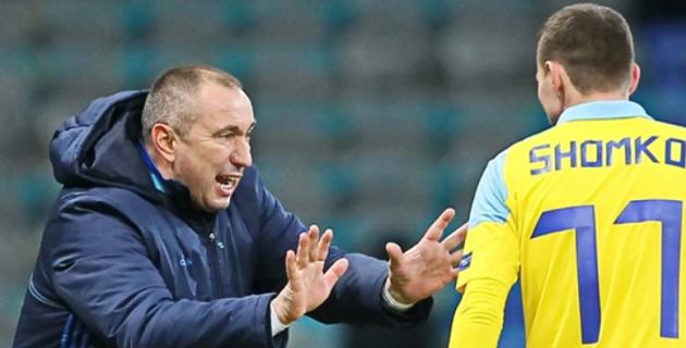 Стойлову со сборной Казахстана предстоит стартовать с 136 строчки рейтинга ФИФА
