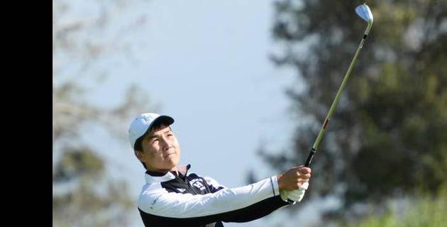 Казахстанец Тулеубаев попал в команду члена Зала славы гольфа и занял второе место на турнире в Орландо