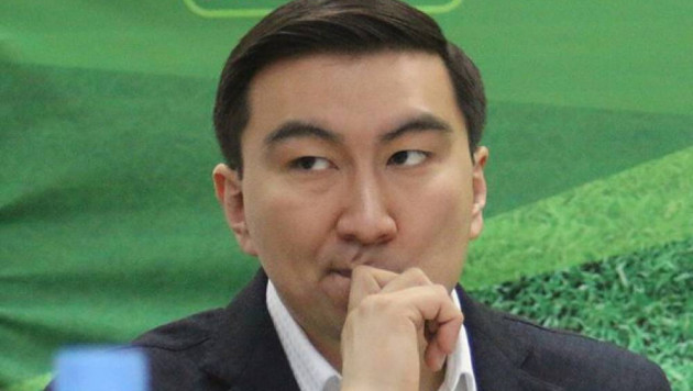 Известный казахстанский КВН-щик возглавил Федерацию футбола Астаны