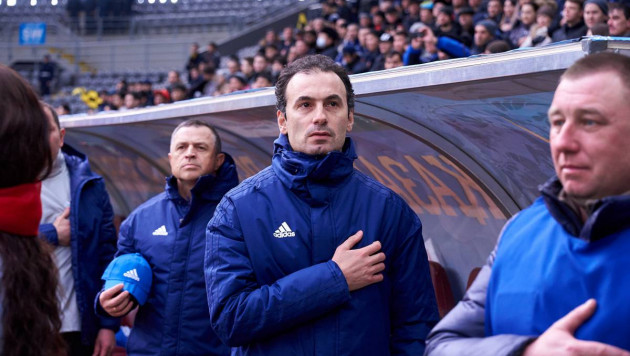 """Тренер """"Астаны"""" прокомментировал вторую победу в КПЛ и назвал две главные цели на сезон"""