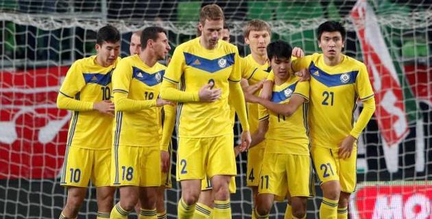 18-летний Еркебулан Сейдахмет стал самым юным автором гола в истории сборной Казахстана