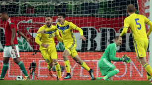 Матч сборной Казахстана по футболу с Болгарией покажут в прямом эфире