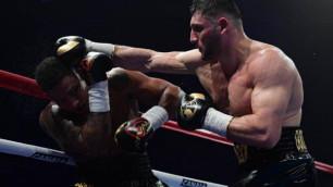 Подопечный тренера Головкина нокаутировал соперника в бою за титул чемпиона WBA