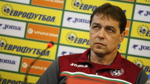 Стойлов всегда был известен тем, что говорит то, что видит. Некоторым это не нравится - тренер сборной Болгарии