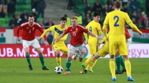 Сейдахмет и Зайнутдинов выйдут в стартовом составе сборной Казахстана в матче с Болгарией