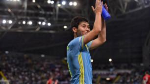 Бауыржан Исламхан будет капитаном сборной Казахстана в матче с Болгарией