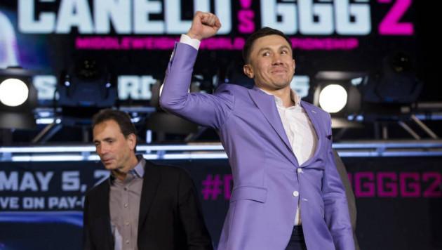 С Альваресом или без, Головкин хочет драться 5 мая - Том Леффлер