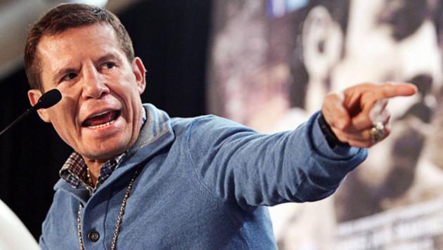 Чавес-старший назвал смешным наказание для Альвареса за допинг перед реваншем с Головкиным