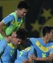 Молодежная сборная Казахстана разгромила Люксембург в матче отбора на Евро-2019