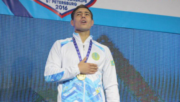 Стала известна дата дебюта чемпиона мира среди молодежи из Казахстана на профессиональном ринге