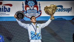 20-летний казахстанский боксер будет работать с тренером чемпиона мира по версии IBF