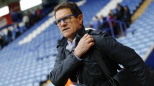 Фабио Капелло уволили из китайского клуба