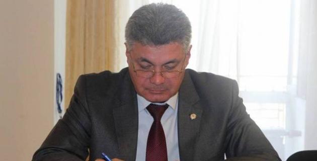 Казахстанский специалист заменил россиянина на посту главы департамента судейства и инспектирования