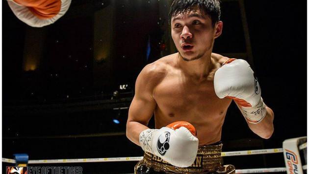 Казахстанский боксер Хусаинов уверенно победил мексиканца в Канаде