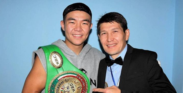 Казахстанский боксер Ешенов проведет бой за титул WBC Asia