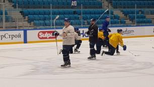 Кевин Даллмэн присоединился к сборной Казахстана