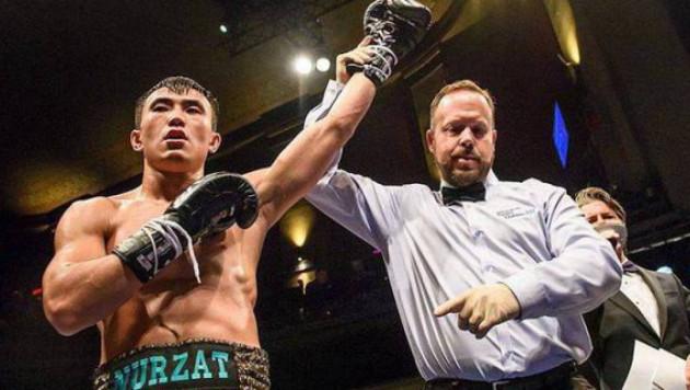 Казахстанский нокаутер с четырьмя победами выступит в одном вечере бокса с Садриддином Ахмедовым в Канаде