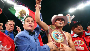 Чемпион WBO во втором среднем весе из Мексики заявил о готовности провести титульный бой с Головкиным