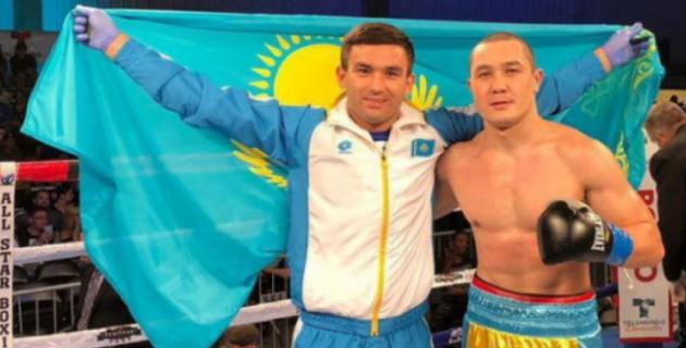 Казахстанцы Моминов и Рысбек 6 апреля проведут бои с соперниками из Аргентины