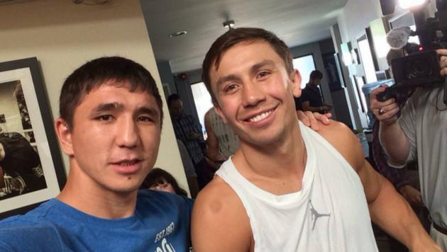 Сондерс подвижный, как и бойцы нашей советской школы - казахстанский боксер о варианте для Головкина на следующий бой