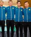 Казахстанские теннисисты узнали своих соперников по матчу с Хорватией в Кубке Дэвиса