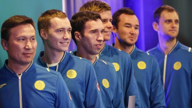 Букмекеры оценили шансы сборной Казахстана на проход в полуфинал Кубка Дэвиса