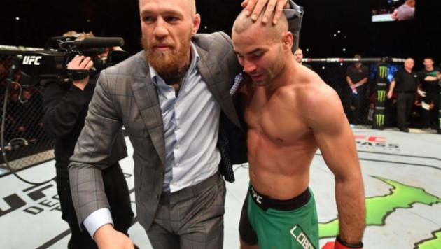 Российский боец снят с турнира UFC-223 после нападения вместе с МакГрегором на автобус