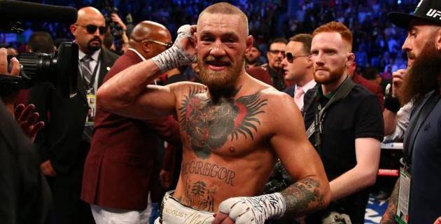Напавшему на автобус с бойцами UFC МакГрегору предъявлено обвинение