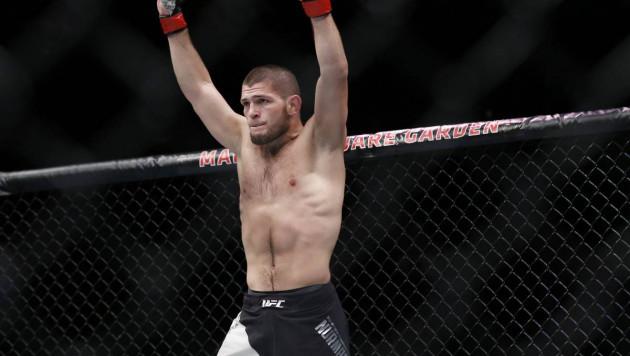 ESPN узнал об отмене боя Хабиба Нурмагомедова на UFC 223