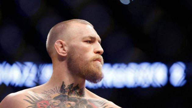 МакГрегор покинул полицию и направился в суд после нападения на автобус участников UFC 223