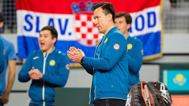Игра против третьей ракетки мира должна дать особый толчок на будущее для Попко - Доскараев