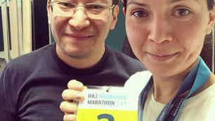 Казахстанка остановилась в шаге от победы на марафоне в Ганновере