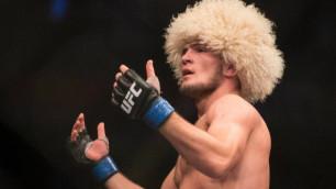 Видео полного боя, в котором Нурмагомедов завоевал пояс чемпиона UFC