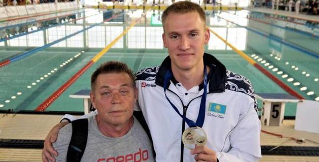 """Олимпийский чемпион Баландин выиграл """"золото"""" и установил рекорд в Испании"""