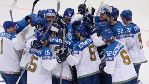 За путевкой в элиту. Как сборная Казахстана по хоккею играла с соперниками по чемпионату мира-2018