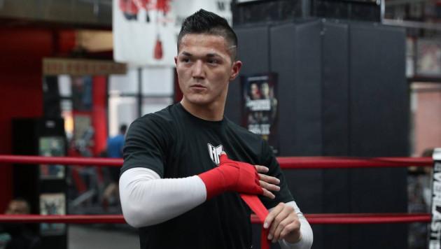 Казах-полицейский из Нью-Йорка узнал соперника по бою в рамках вечера бокса Джейкобс - Сулецки