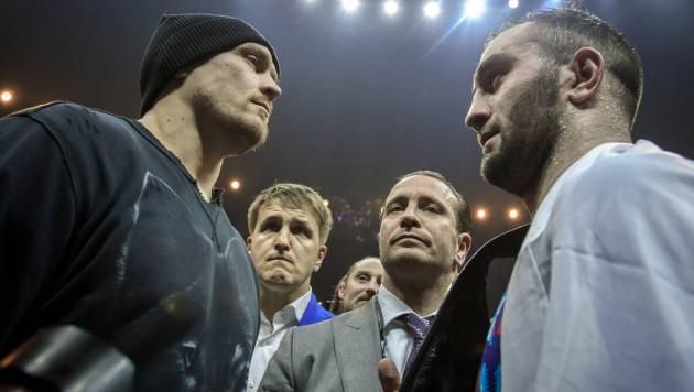 Финал Всемирной боксерской суперсерии Усик - Гассиев перенесен на новую дату