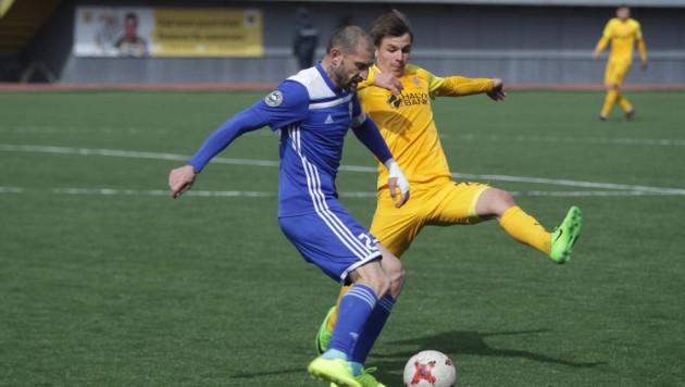 Надеюсь, в кубковых матчах мы будем видеть больше футболистов с казахстанским паспортом - Ордабаев