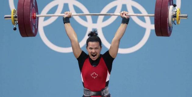 Канадская тяжелоатлетка официально стала олимпийской чемпионкой Игр-2012 в весе Манезы из Казахстана