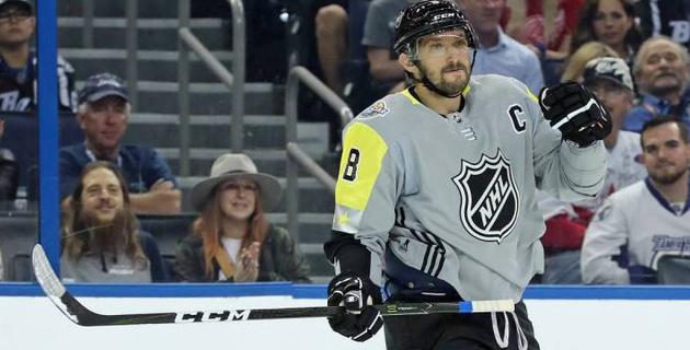"""Овечкин установил рекорд """"Вашингтона"""" по матчам в плей-офф НХЛ"""