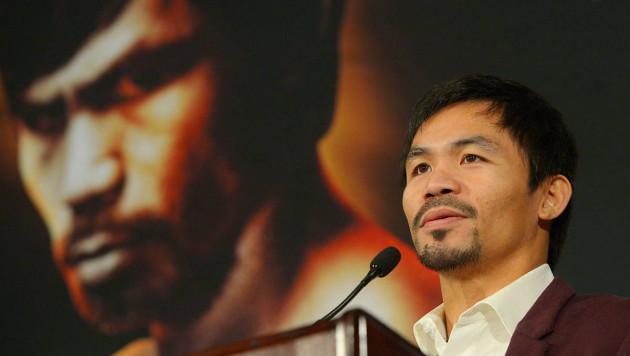 В андеркарте Мэнни Пакьяо может пройти бой за титул чемпиона мира с участием казахстанца