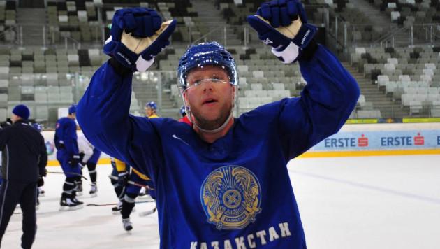 Назван окончательный состав сборной Казахстана по хоккею на чемпионат мира