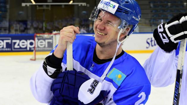 Прямая трансляция первого матча сборной Казахстана по хоккею на чемпионате мира