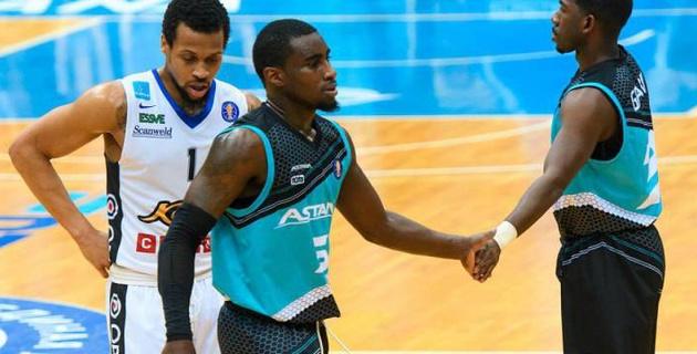 """Баскетболисты """"Астаны"""" впервые в сезоне набрали больше 100 очков в матче Единой лиги ВТБ"""