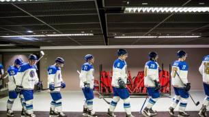 Букмекеры сделали прогноз на второй матч сборной Казахстана по хоккею на ЧМ-2018
